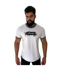 camiseta advance clothing college deluxe branca
