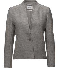 erin jersey jacket blazer colbert grijs filippa k