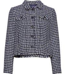 blazer long-sleeve blazer colbert multi/patroon gerry weber