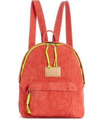 mochila out of office large backpack coral guess
