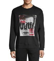 dision berlin graphic sweatshirt