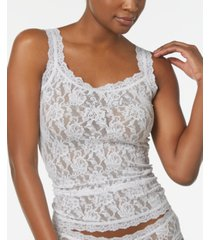 hanky panky bride signature lace camisole 1390br