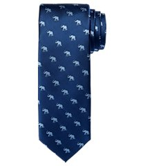 1905 collection elephants tie