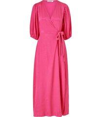 maxiklänning gilmour wrap dress