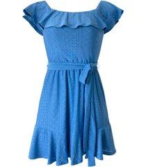 bcbgeneration off-the-shoulder knit dress