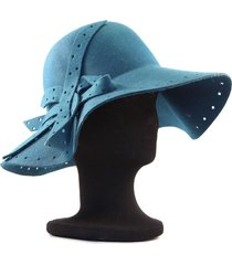 sombrero azul almacén de paris