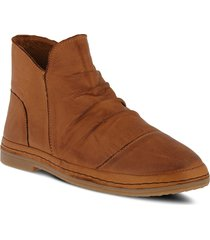 women's spring step gaspare bootie, size 5.5-6us - brown