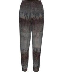 madelene casual broek multi/patroon rabens sal r