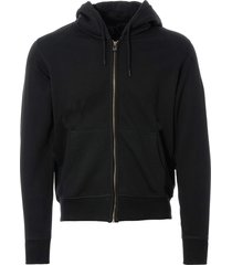 belstaff wentworth hooded sweatshirt - black 71130384