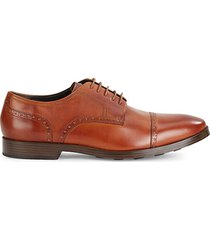 jefferson grand cap toe oxfords