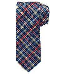 reserve collection horizontal plaid tie