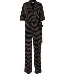 zhou jumpsuit svart by malene birger