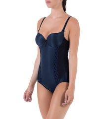body's selmark carelia marine voorgevormd comfort bodysuit