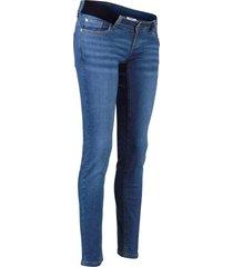 jeans prémaman per i primi mesi e post parto (blu) - bpc bonprix collection