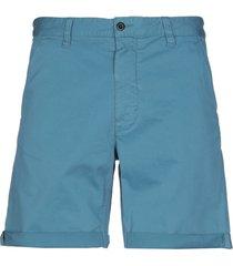 nudie jeans co shorts & bermuda shorts