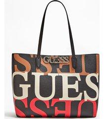 torba na zakupy model wewnętrzna kieszonka uptown chic