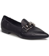 shoes 6508 loafers låga skor svart billi bi