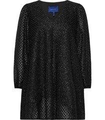 benja dress kort klänning svart résumé