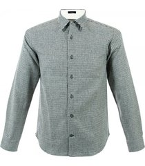 pendleton grant dogtooth wool shirt ia210