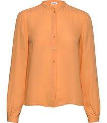 adele blouse blouse lange mouwen oranje filippa k