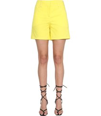 boutique moschino regular fit shorts