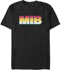 fifth sun men's classic gradient logo short sleeve t- shirt