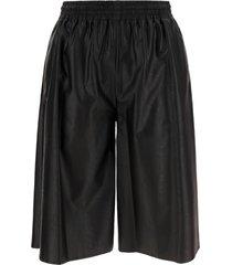 mm6 maison margiela mm6 bermuda shorts