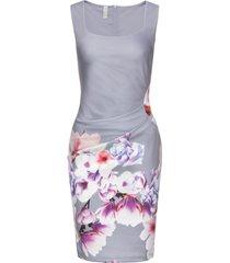 abito a tubino (grigio) - bodyflirt boutique
