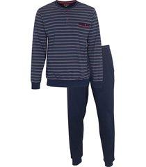 heren pyjama paul hopkins phpyh 1002a-3xl/58
