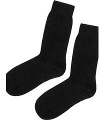 calzedonia short socks with cashmere man black size 46-47