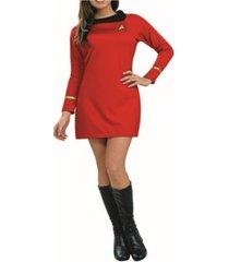 buyseason women's star trek classic deluxe dress costume