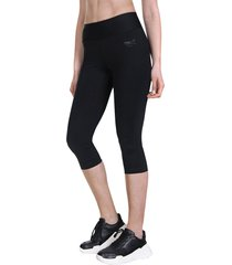 legging everlast mid basic negro - calce ajustado
