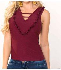 blusa elena croydon
