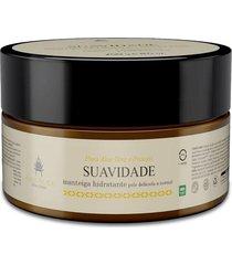 manteiga hidratante suavidade vegana para corpo e cabelos aloe vera e pracaxi ahoaloe 250g