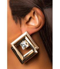 akira keep it classy stud earring