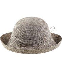 helen kaminski packable raffia hat in eclipse melange at nordstrom