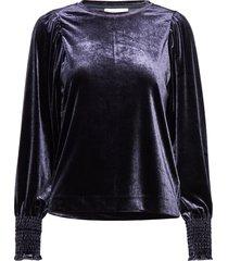orieliw blouse blouse lange mouwen blauw inwear