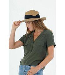 sombrero para mujer tennis, fondo entero