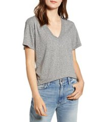 women's current/elliott the perfect v-neck tee