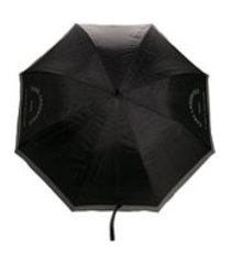 karl lagerfeld guarda-chuva rue st guillaume - preto