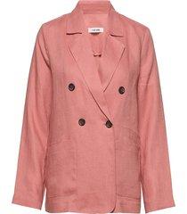 belma blazer blazer colbert roze nué notes