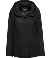 giacca in simil lana (nero) - bodyflirt