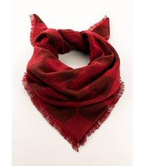 foulard xxl (rosso) - bpc bonprix collection