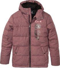 giacca outdoor imbottita (rosso) - bpc selection
