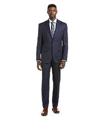 signature collection traditional fit men's suit separates jacket by jos. a. bank