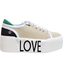 liu jo sneakers maxi