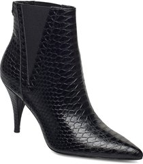 rashel2/stivaletto /le shoes boots ankle boots ankle boot - heel svart guess