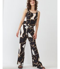 pantalón negro desiderata big ipanema