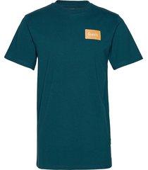 trek t-shirt t-shirts short-sleeved grön forét