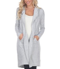 white mark women's north cardigan